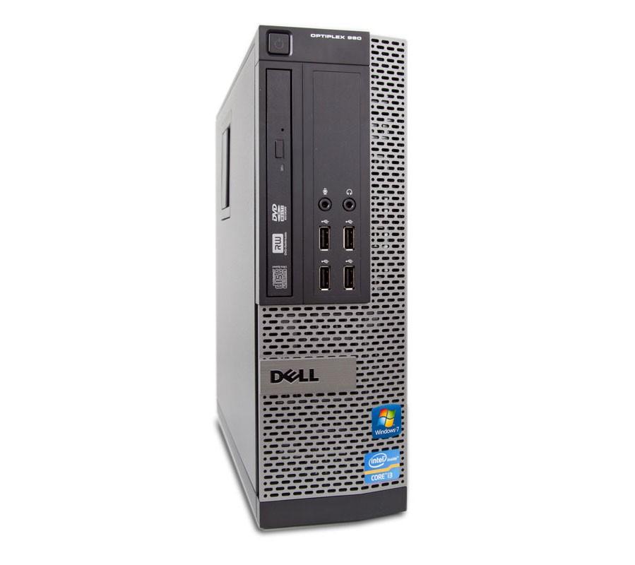 【中古】高速 Core i3 3.3GHz搭載! 4GB/320GB/DVDマルチ DELL optiplex 790 SF