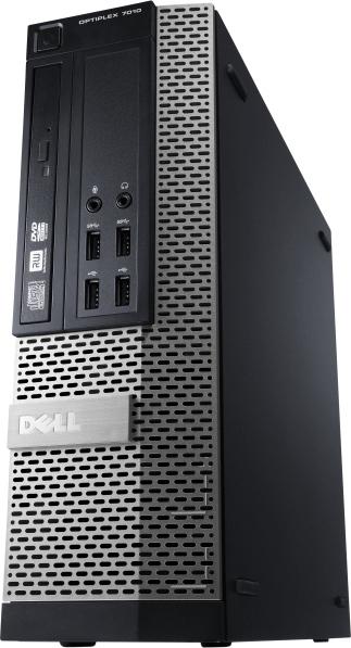 【中古】高速 第3世代 Core i5 搭載! 4GB/500GB/DVDマルチ DELL optiplex 7010 SF