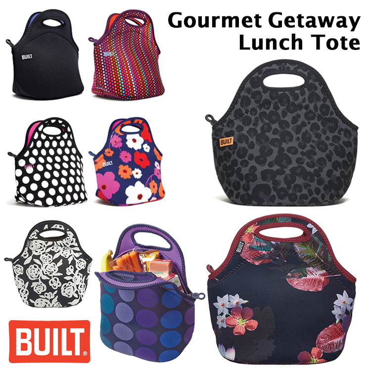 Built Ny ゴウメット Bag Bild Gourmet Lunch Tote Bento Fs3gm