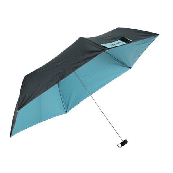 innovator umbrella mini (folding umbrella umbrella parasol UV cut fair or rainy weather combined use umbrella mini 2017 SPRING SUMMER man and woman combined use unisex unisex plain fabric Shin pull in the spring and summer)
