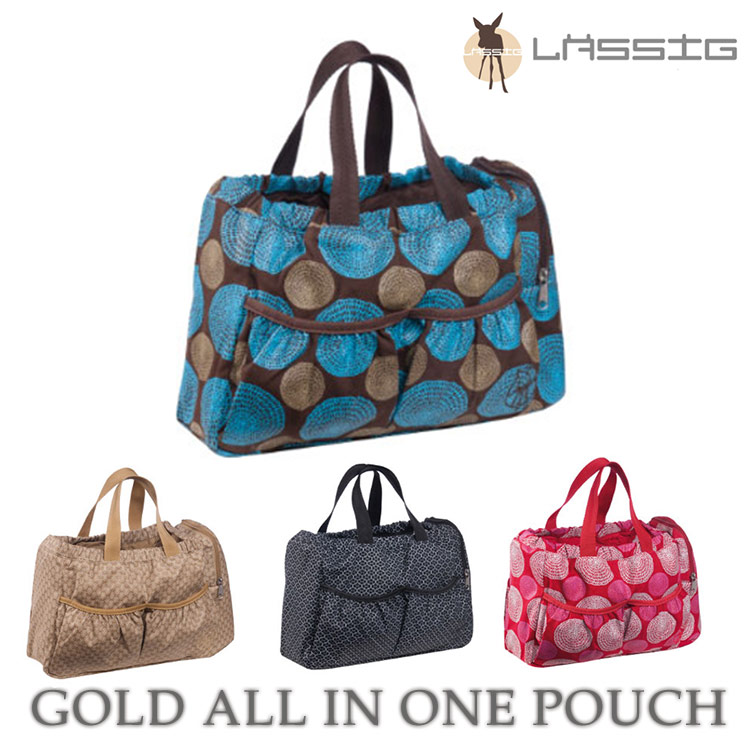 【50%OFFクーポン】Laessig GOLD ALL IN ONE POUCH(レッシグ・ゴールドオールインワンポーチ)【送料無料 在庫有り】【あす楽】