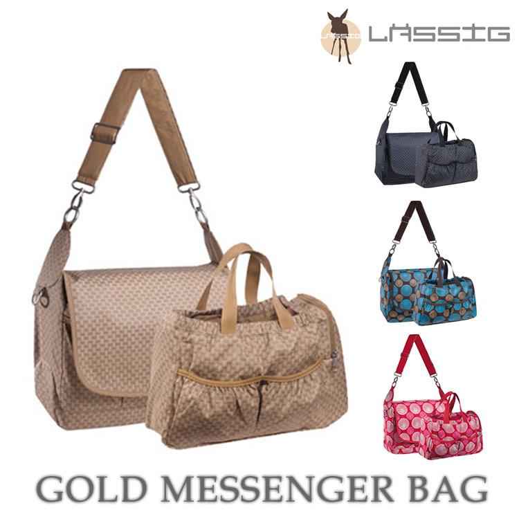 【30%OFFクーポン】Laessig GOLD MESSENGER BAG(レッシグ・ゴールドメッセンジャーバッグ)【送料無料 在庫有り】【あす楽】