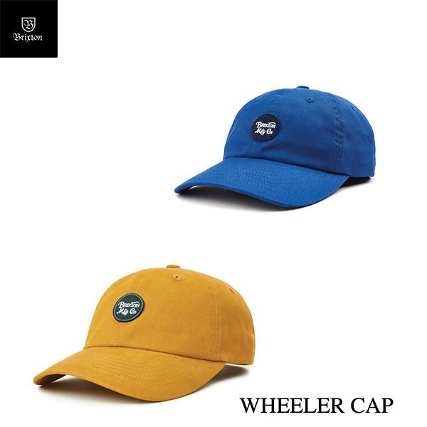 送料無料 正規品 人気ショップが最安値挑戦 BRIXTON WHEELER CAP 帽子 キャップ 海外輸入 ブリクストン