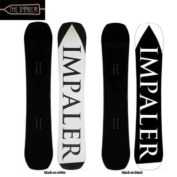 送料無料 正規品 お買得 北米 ミッドウエストのThe Impaler The snowboard ジブ レール 供え スノーボード 男性 メンズ パーク