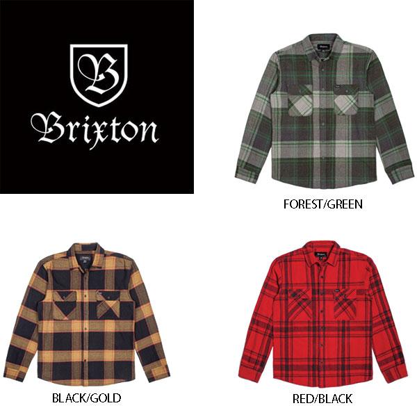『送料無料』BRIXTON/ブリクストン/ネルシャツ/BOWERY L/S FLANNEL
