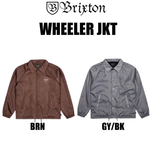 『送料無料』BRIXTON/ブリクストン/アウター/ジャケット/WHEELER JKT