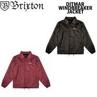 ブリクストン ウィンドブレーカー DITMAR コーチ JACKET ジャケット WINDBREAKER BRIXTON ウィンドブレーカー