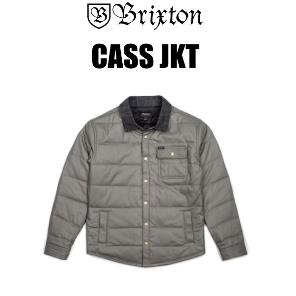 BRIXTON/ブリクストン/アウター/ジャケット/CASS JKT