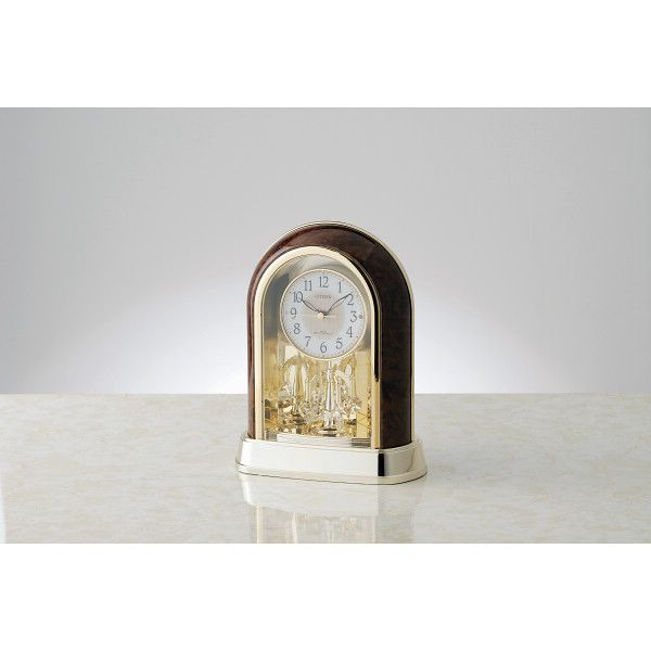 シチズン 電波置時計(4RY656‐023)(送料無料)