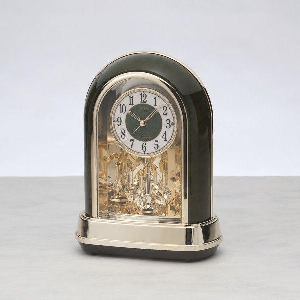 シチズン メロディ電波置時計(12曲入)(4RN427-005)(送料無料)