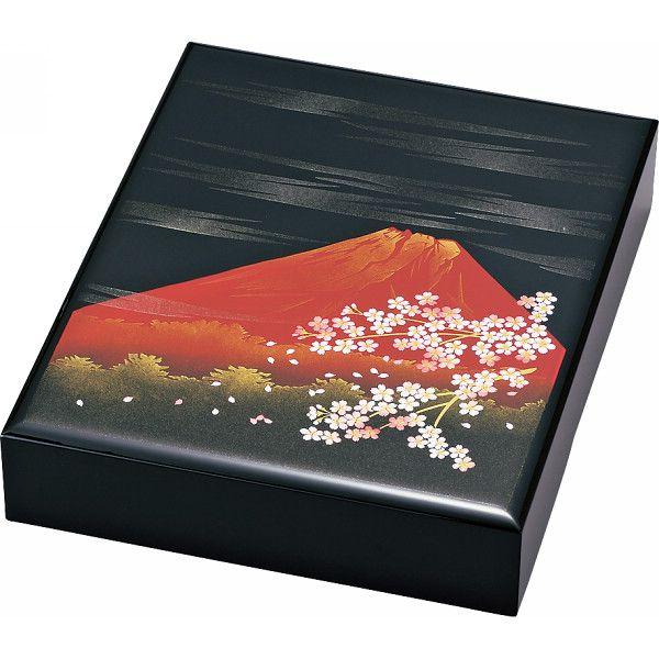 富士さくら 木製文庫(M14674)(送料無料)