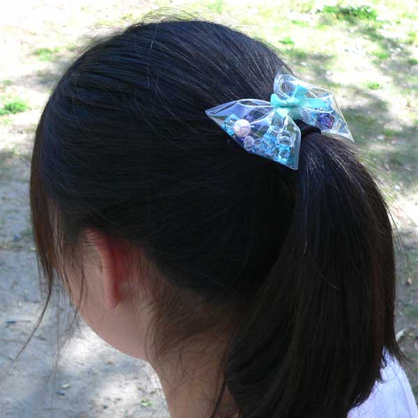Patty Ribbon Pony Transparency Available In Cool Ideal For Pool