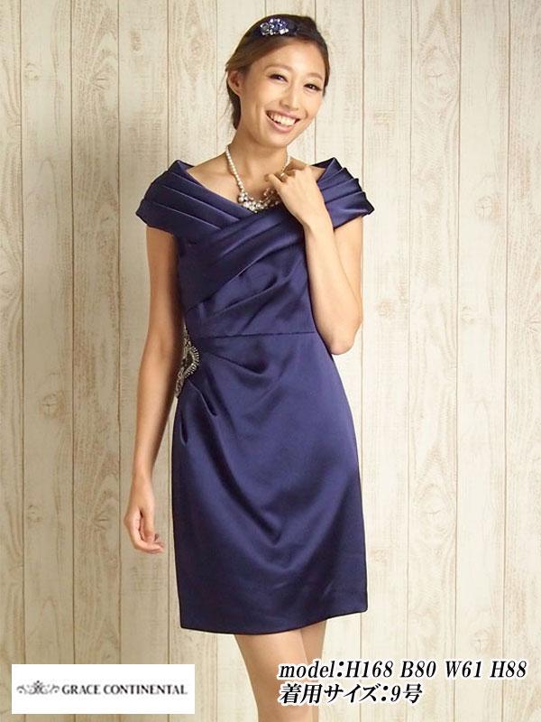 cfac935dfd67e レンタルドレス ドレス単品レンタル9号 グレースコンチネンタルGRACECONTINENTALレンタルドレスレンタルパーティー