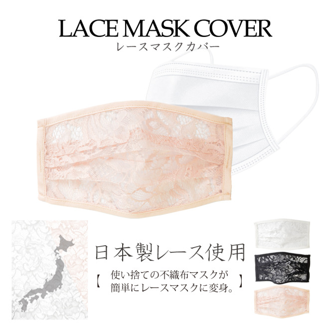 マスク カバー 不織布