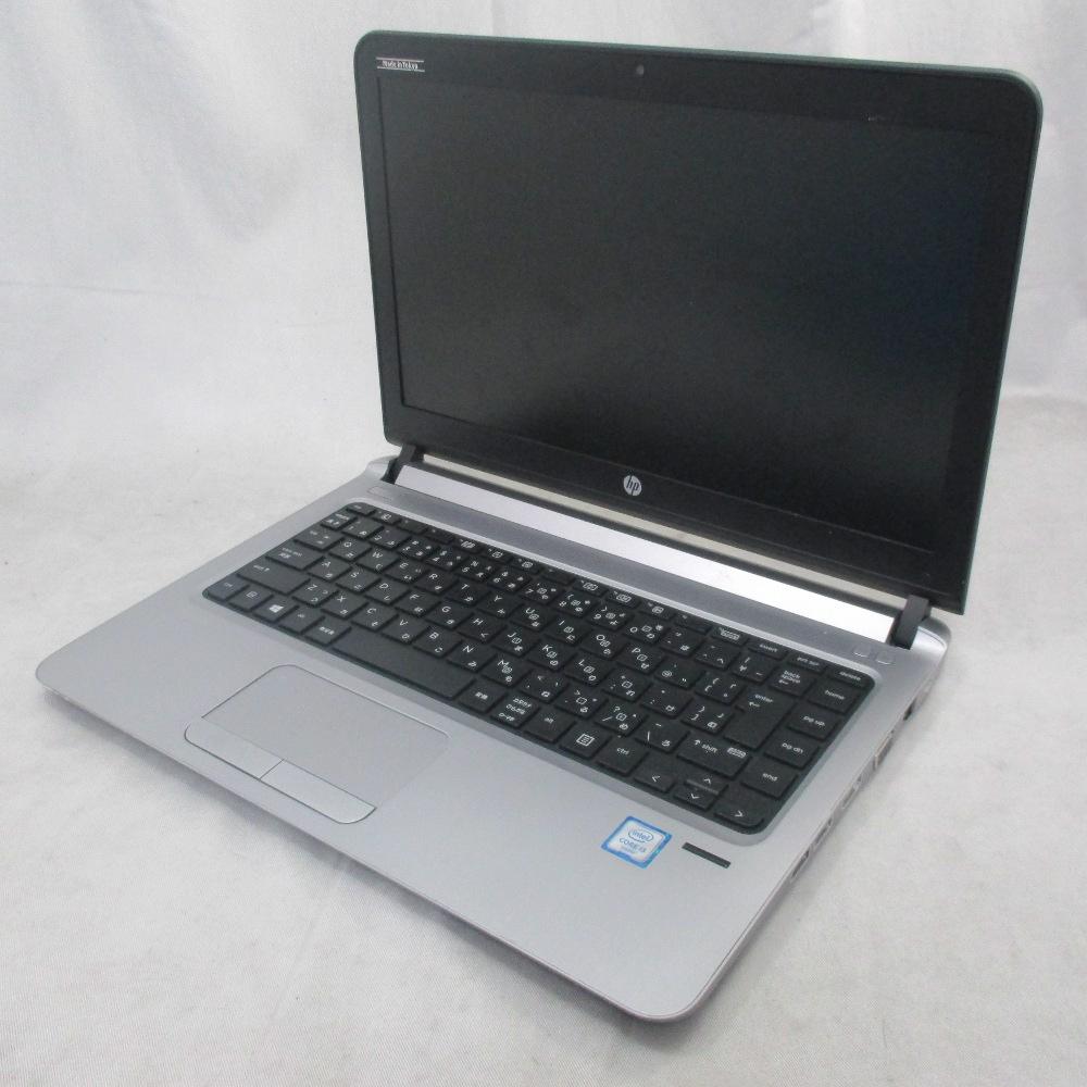送料無料 中古パソコン 訳ありノート hp ProBook 430 G3 /13インチ/Windows10/Core i3/メモリ4GB/HDD500GB/