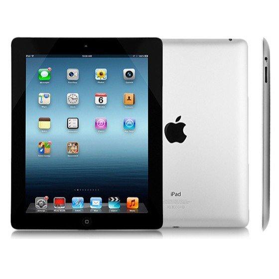 中古パソコン タブレット Apple iPad4 Retina Wi-Fi ブラック 64GB MD512J/A