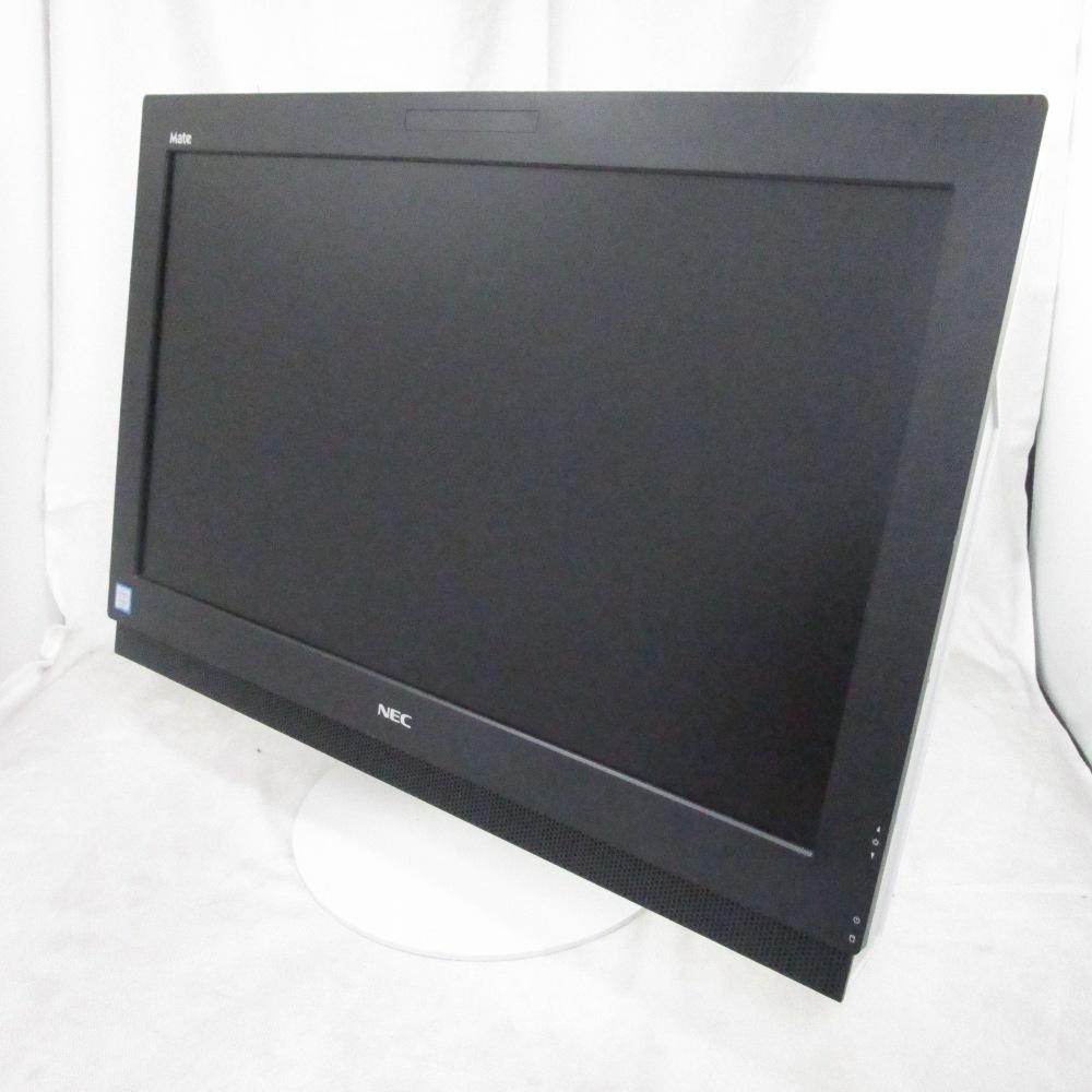 中古パソコン 一体型 NEC Mate MG-U /21インチ/Windows10/Core i5/メモリ4GB/HDD500GB/ PC-MK32MGHDU