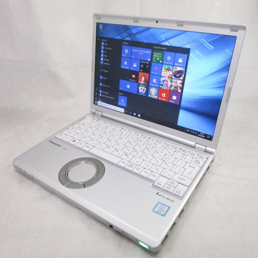中古パソコン ノート Panasonic Let's note CF-SZ6 /12インチ/Windows10/Core i5/メモリ4GB/HDD320GB/Webカメラ/