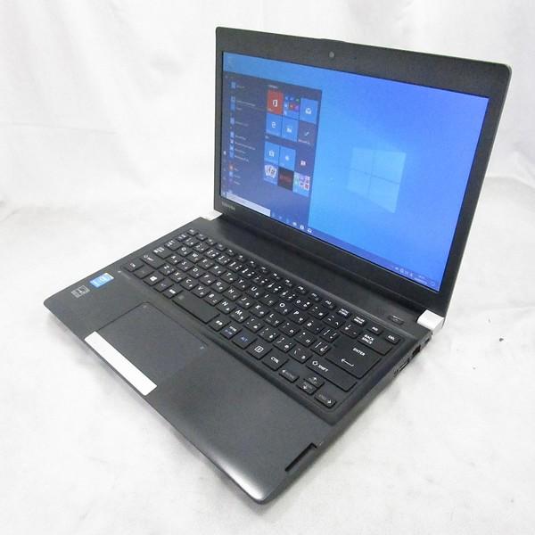 中古パソコン プレミアムノート TOSHIBA dynabook R734/M /13インチ/Windows10/Core i5/メモリ8GB/SSD128GB/Webカメラ/