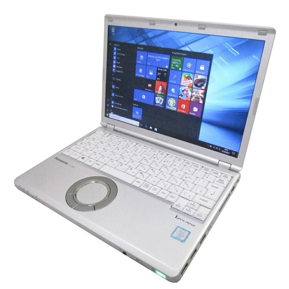 ハイパフォーマンスモデル 中古 期間限定特価 プレミアム ノート 本物 パソコン 迅速な対応で商品をお届け致します パナソニック レッツノート Panasonic Let's Webカメラ i5 CF-SZ5 note Windows10 メモリ8GB 12インチ Core SSD256GB sz5