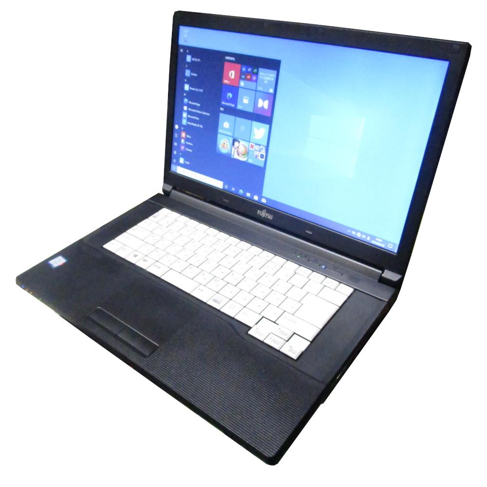 快速プレミアム仕様 新品 送料無料 中古 プレミアム ノート パソコン 富士通 FUJITSU LIFEBOOK A576 15インチ 超人気 専門店 i5 DVD Windows10 Core メモリ8GB P SSD128GB