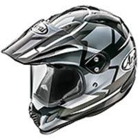 アライヘルメット TOUR CROSS 3 DEPARTURE グレー M57-58cm