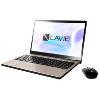 NEC(エヌイーシー) NX850/LAG PC-NX850LAG クレストゴールド LAVIE Note NEXT
