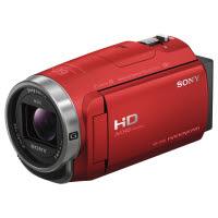 ソニー/SONY HDR-CX680(R) レッド