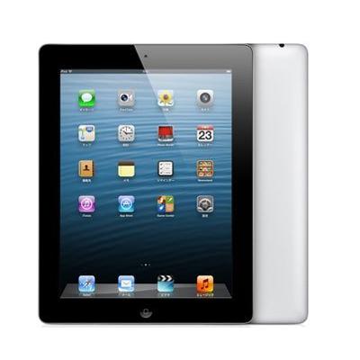白ロム 【第4世代】iPad Wi-Fi Cellular (MD523J/A) 32GB ブラック[中古Cランク]【当社3ヶ月間保証】 タブレット au 中古 本体 送料無料【中古】 【 中古スマホとタブレット販売のイオシス 】