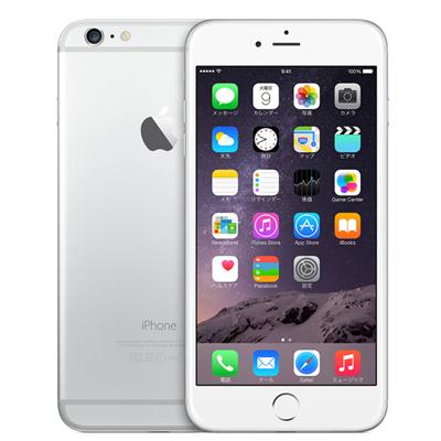 白ロム docomo iPhone6 Plus 128GB A1524 (MGAE2J/A) シルバー[中古Cランク]【当社3ヶ月間保証】 スマホ 中古 本体 送料無料【中古】 【 中古スマホとタブレット販売のイオシス 】