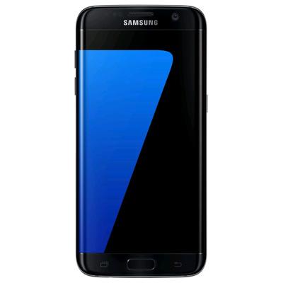 SIMフリー Samsung Galaxy S7 edge Dual SIM SM-G9350 32GB Black Onyx 【海外版 SIMフリー】[中古Bランク]【当社3ヶ月間保証】 スマホ 中古 本体 送料無料【中古】 【 中古スマホとタブレット販売のイオシス 】