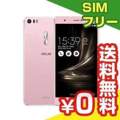 SIMフリー 未使用 ASUS ZenFone3 Ultra Dual SIM ZU680KL 64GB Rose Gold【海外版 SIMフリー】【当社6ヶ月保証】 スマホ 中古 本体 送料無料【中古】 【 中古スマホとタブレット販売のイオシス 】
