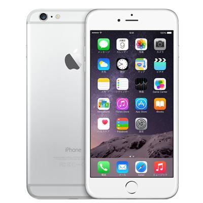 白ロム docomo iPhone6 Plus 64GB A1524 (MGAJ2J/A) シルバー[中古Cランク]【当社3ヶ月間保証】 スマホ 中古 本体 送料無料【中古】 【 中古スマホとタブレット販売のイオシス 】