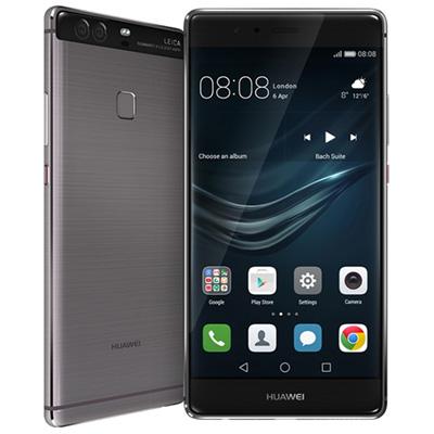 SIMフリー Huawei P9 EVA-L09 Titanium Gray【国内版 SIMフリー】[中古Bランク]【当社3ヶ月間保証】 スマホ 中古 本体 送料無料【中古】 【 中古スマホとタブレット販売のイオシス 】