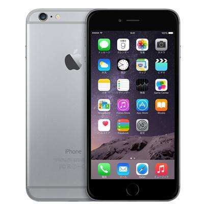 白ロム SoftBank iPhone6 Plus 16GB A1524 (MGA82J/A) スペースグレイ[中古Cランク]【当社3ヶ月間保証】 スマホ 中古 本体 送料無料【中古】 【 中古スマホとタブレット販売のイオシス 】