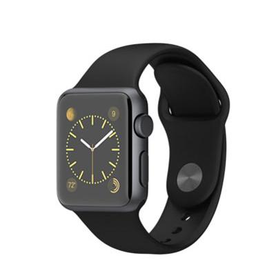【送料無料】当社1ヶ月間保証[中古Cランク]■Apple Apple Watch Sport 38mm (MJ2X2J/A) 【ブラックスポーツバンド】【周辺機器】中古【中古】 【 中古スマホとタブレット販売のイオシス 】