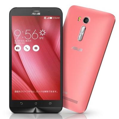SIMフリー Asus ZenFone Go ZB551KL-PK16 ピンク【国内版SIMフリー】[中古Aランク]【当社3ヶ月間保証】 スマホ 中古 本体 送料無料【中古】 【 中古スマホとタブレット販売のイオシス 】