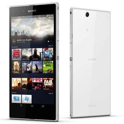 SIMフリー Sony Xperia Z Ultra LTE (C6833) 16GB White 【海外版 SIMフリー】[中古Cランク]【当社3ヶ月間保証】 スマホ 中古 本体 送料無料【中古】 【 中古スマホとタブレット販売のイオシス 】