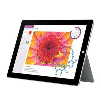 【ネットワーク利用制限▲】Surface 3 4G LTE GK6-00011【Atom/2GB/SSD64GB/Win 10】[中古Bランク]【当社3ヶ月間保証】 タブレット 中古 本体 送料無料【中古】 【 中古スマホとタブレット販売のイオシス 】