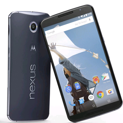 白ロム Y!mobile Nexus6 32GB Midnight Blue [XT1100 SIMフリー][中古Bランク]【当社3ヶ月間保証】 スマホ 中古 本体 送料無料【中古】 【 中古スマホとタブレット販売のイオシス 】