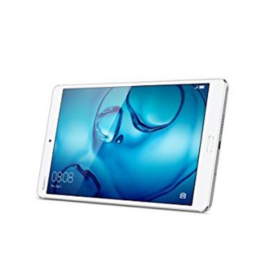 HUAWEI MediaPad M3 Wi-Fiスタンダードモデル (BTV-W09) Moonlight Silver【国内版】[中古Aランク]【当社3ヶ月間保証】 タブレット 中古 本体 送料無料【中古】 【 中古スマホとタブレット販売のイオシス 】