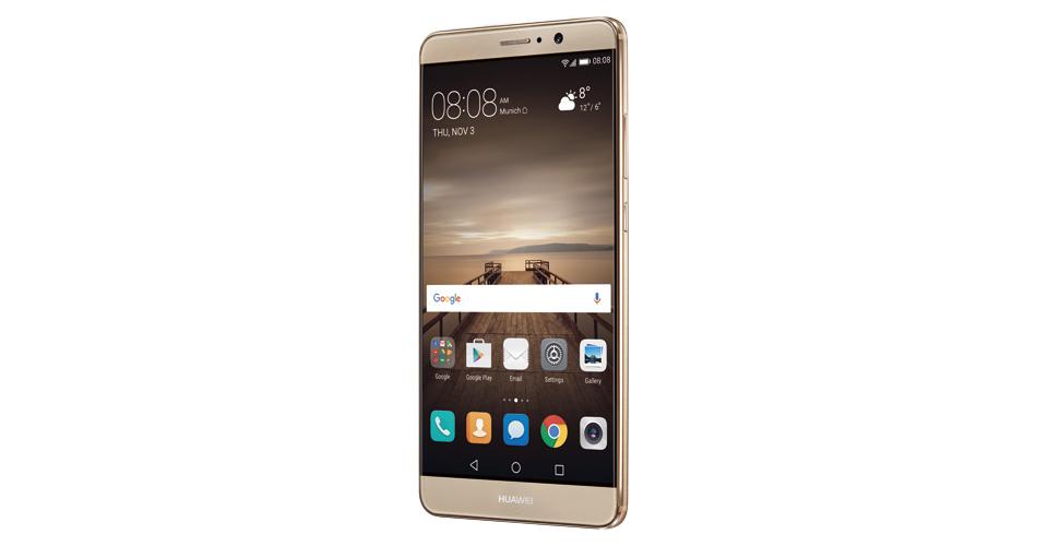 SIMフリー Huawei Mate 9 MHA-L29 Champagne Gold【国内版SIMフリー】[中古Bランク]【当社3ヶ月間保証】 スマホ 中古 本体 送料無料【中古】 【 中古スマホとタブレット販売のイオシス 】