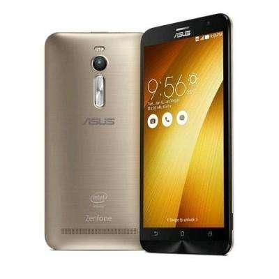 SIMフリー ASUS ZenFone2 (ZE551ML) 64GB Gold【RAM4GB 国内版 SIMフリー】[中古Bランク]【当社3ヶ月間保証】 スマホ 中古 本体 送料無料【中古】 【 中古スマホとタブレット販売のイオシス 】