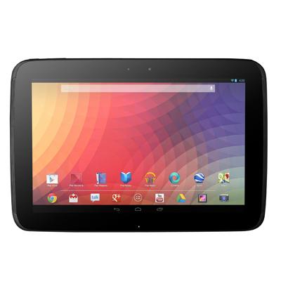 Google Nexus 10 GT-P8110 Black 【Wi-Fiモデル 32GB 国内版】[中古Bランク]【当社3ヶ月間保証】 タブレット 中古 本体 送料無料【中古】 【 中古スマホとタブレット販売のイオシス 】
