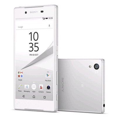 SIMフリー Sony Xperia Z5 E6653 LTE [White 32GB 海外版 SIMフリー][中古Cランク]【当社3ヶ月間保証】 スマホ 中古 本体 送料無料【中古】 【 中古スマホとタブレット販売のイオシス 】