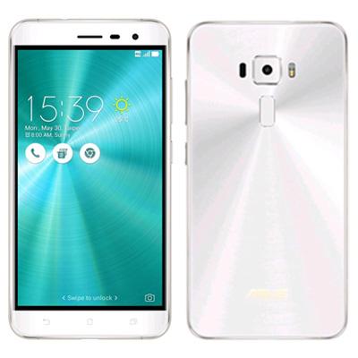 SIMフリー ASUS ZenFone3 5.5 Dual SIM ZE552KL Moonlight White 【64GB 国内版 SIMフリー】[中古Bランク]【当社3ヶ月間保証】 スマホ 中古 本体 送料無料【中古】 【 中古スマホとタブレット販売のイオシス 】