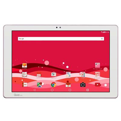 白ロム Qua tab PZ LGT32 Pink[中古Bランク]【当社3ヶ月間保証】 タブレット au 中古 本体 送料無料【中古】 【 中古スマホとタブレット販売のイオシス 】
