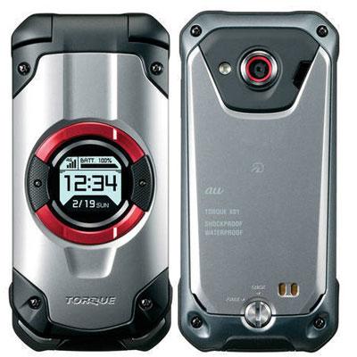 12072cdaf8 携帯電話 送料無料 未使用 TORQUE X01 KYF33 Silver 中古 【 中古スマホとタブレット販売 ...