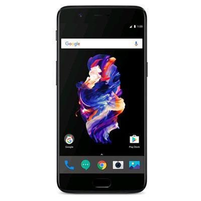 SIMフリー OnePlus 5 Dual-SIM A5000 64GB Slate Gray [海外版 SIMフリー][中古Aランク]【当社3ヶ月間保証】 スマホ 中古 本体 送料無料【中古】 【 中古スマホとタブレット販売のイオシス 】