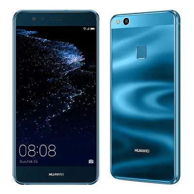 SIMフリー 未使用 Huawei P10 lite WAS-LX2J (HWU32) Sapphire Blue【UQモバイル版 SIMフリー】【当社6ヶ月保証】 スマホ 中古 本体 送料無料【中古】 【 中古スマホとタブレット販売のイオシス 】